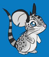 TFM Contest entry: Snow Leopard Skin by Azrethr