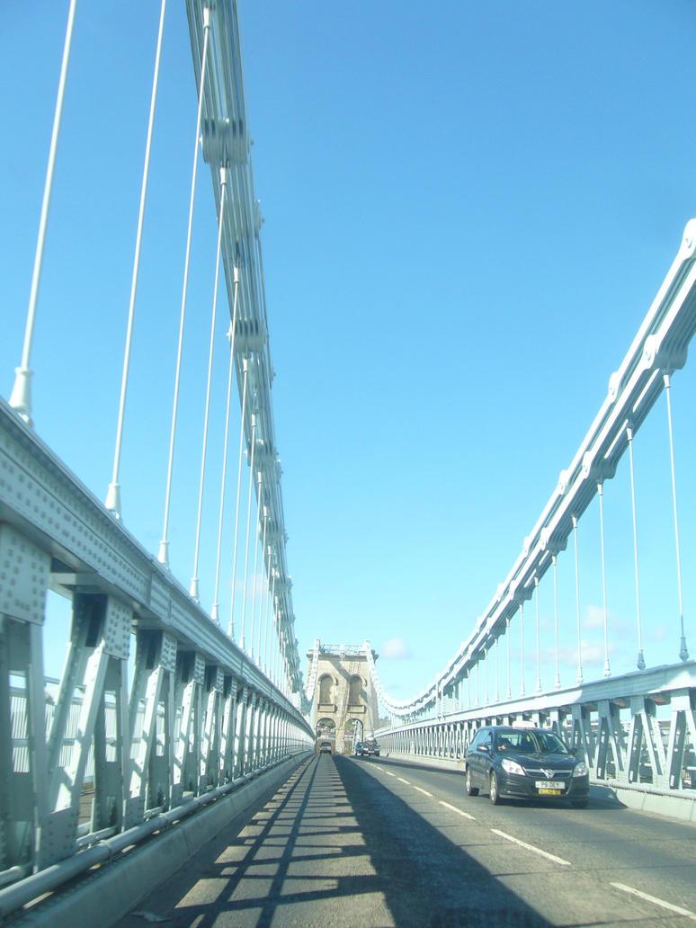Menai Bridge by ZantMarx