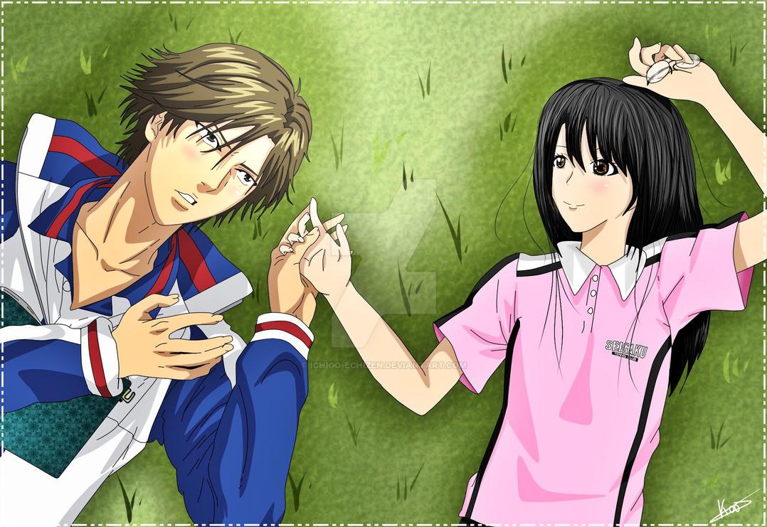 echizen.mine.nu Request : Megane Stealer Prince of Tennis by Ichigo-Echizen