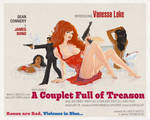 Vanessa Lake Bond Poster