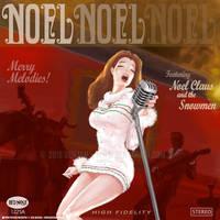 COMMISSION: Noel Noel Noel by BenTanArt
