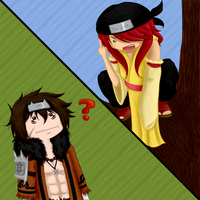 TG 10.2 - You wanna come up this f***in' tree?! by Jaz-Saxx