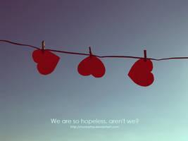 .Hopeless feelings. by Nonnetta