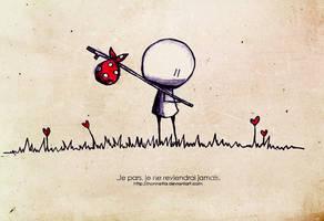 .Je pars. by Nonnetta