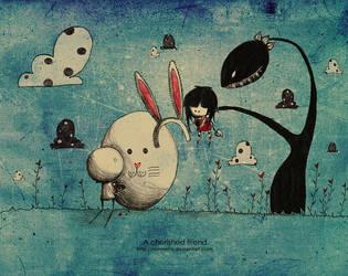 .A cherished friend. by Nonnetta