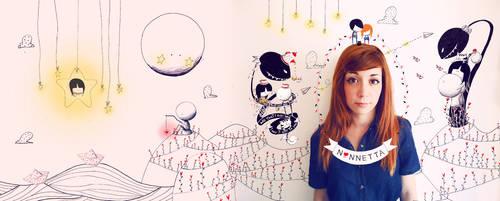 Around me by Nonnetta