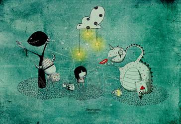 Strangers by Nonnetta