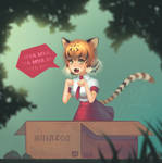 Kemono Friends - Tiger