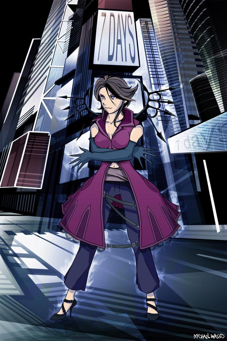 villain: Hotaru by shirosynth