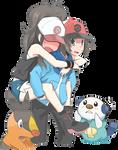 Touya and Touko