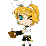 Kagamine Rin - Animation by FullMetal-Pocky