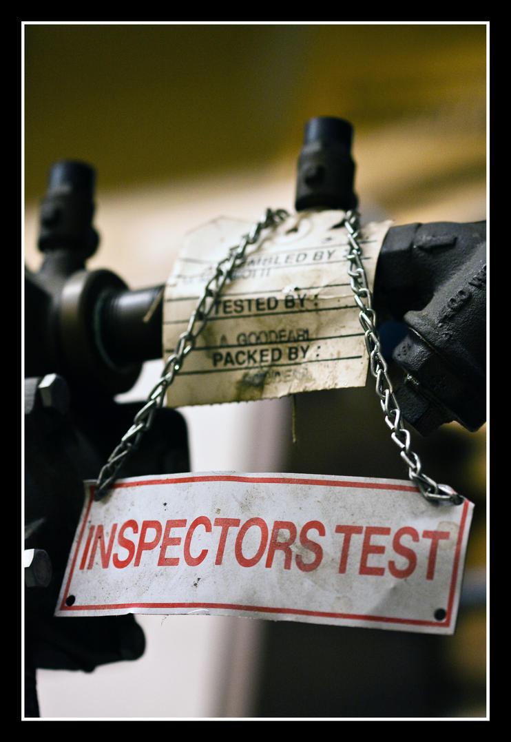 Inspectors Test by panfah