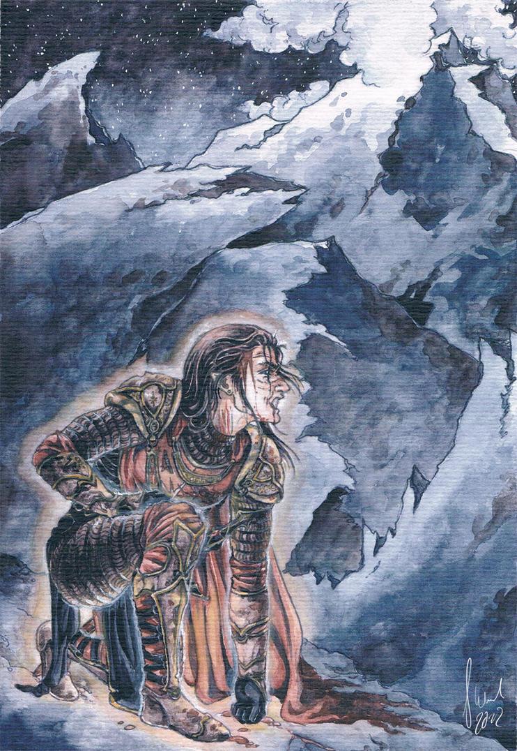 Last Breath of Fire by Toradh