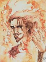 All the World Ablaze by Toradh