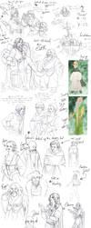 Avantasia Sketches 01 by Toradh