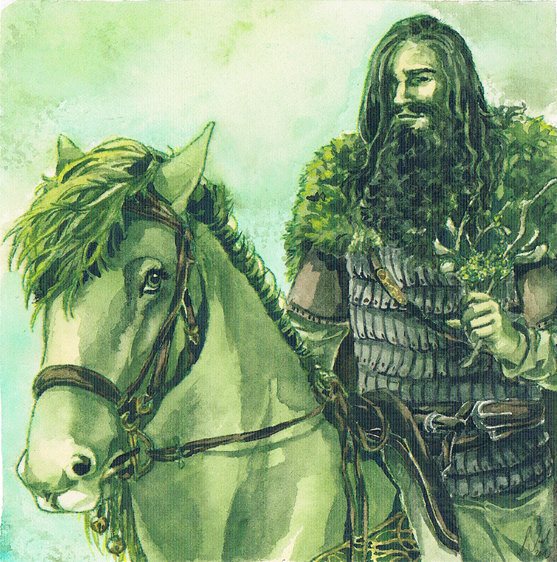 sir gawain and the green night In the historical poem, 'sir gawain and the green knight' it is easy to pick the two protagonists sir gawain and the green knight they are both knights and their heroism is developed through high power and their christian faith.