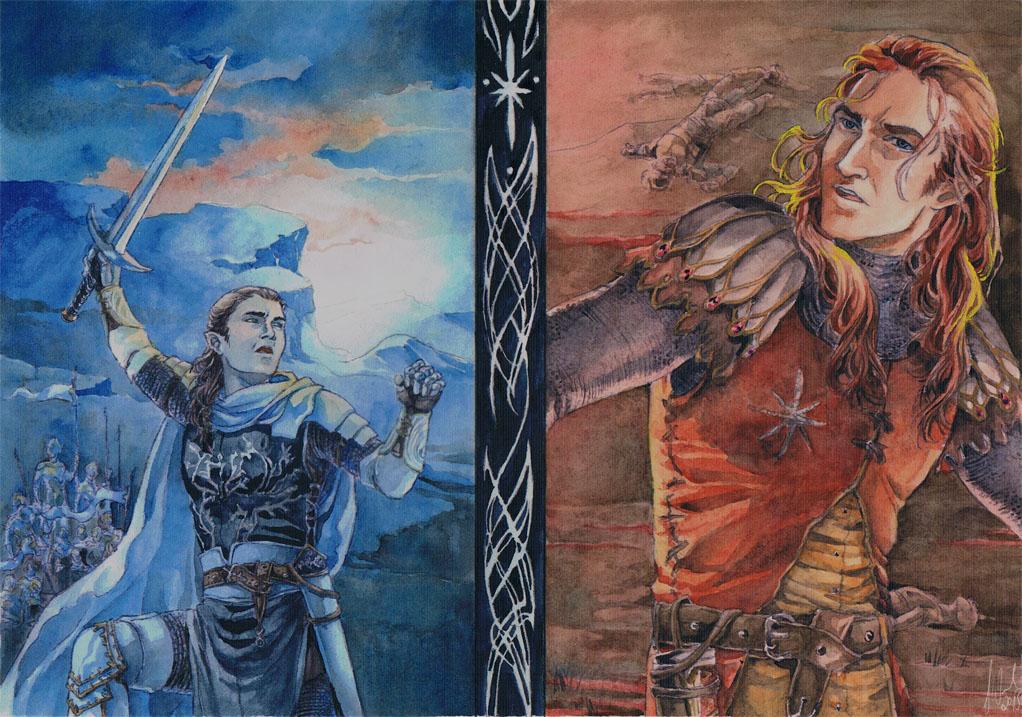 Nirnaeth Arnoediad by Toradh