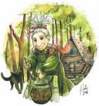 Habrakxa the Witch