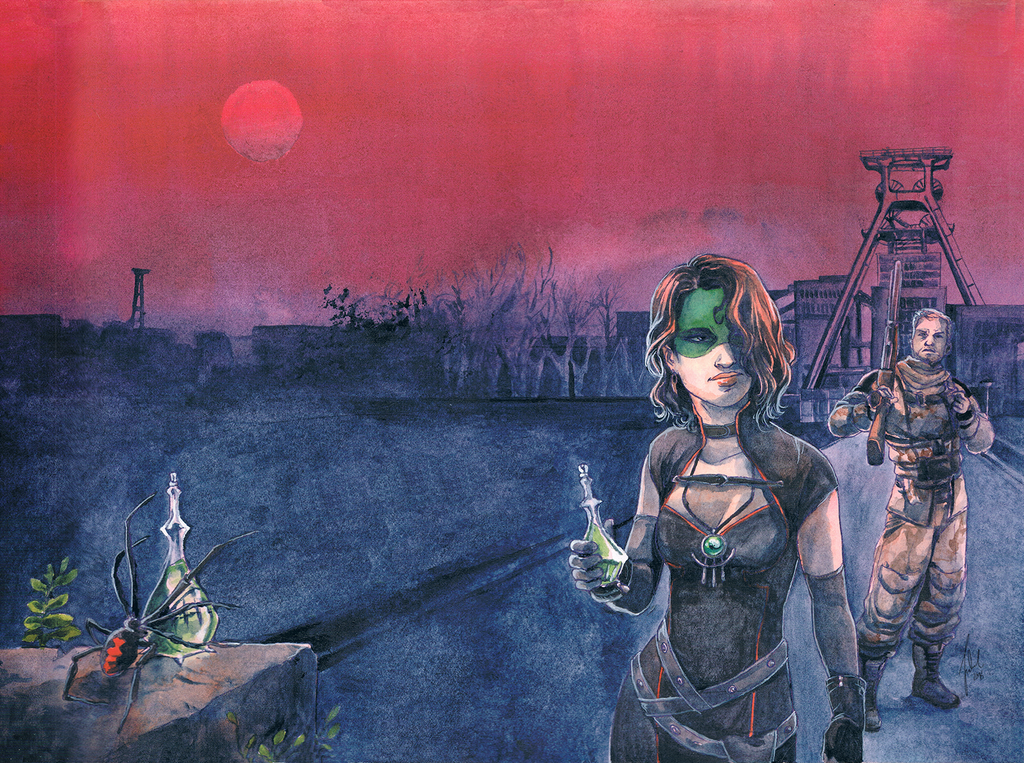 Emilia's poison by Toradh