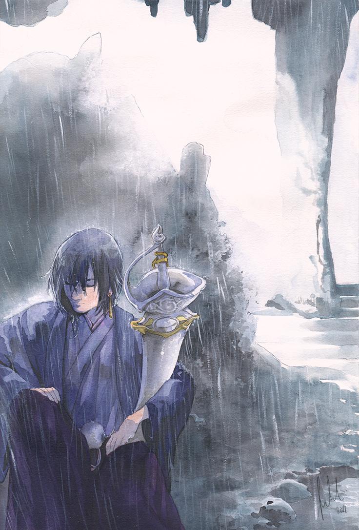 Rainy Leon by Toradh