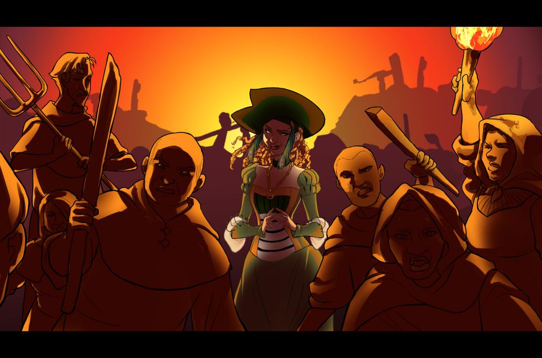 Burning Fame by Toradh