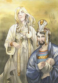 White Lady of Numenor