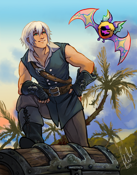 Pirate Riku