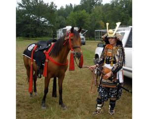 Samurai Horse Parade - 01