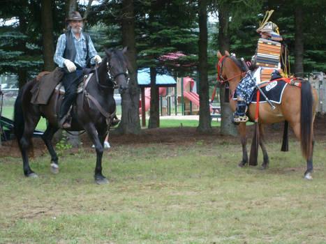 Samourai Horse Parade - 03