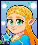 BOTW: Princess Zelda
