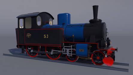 SJ 4054 - Preservation Blue