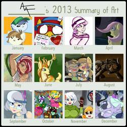 Art Summary 2013