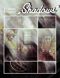 7 textures 'Shadows'