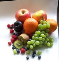 Fruit Stock 2 by KatWylder