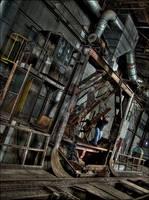 Industrial Nightmare 7 by wb-skinner