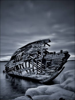 Dawn and a Derelict 2