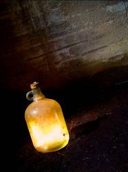 Bottle of Shine by wb-skinner