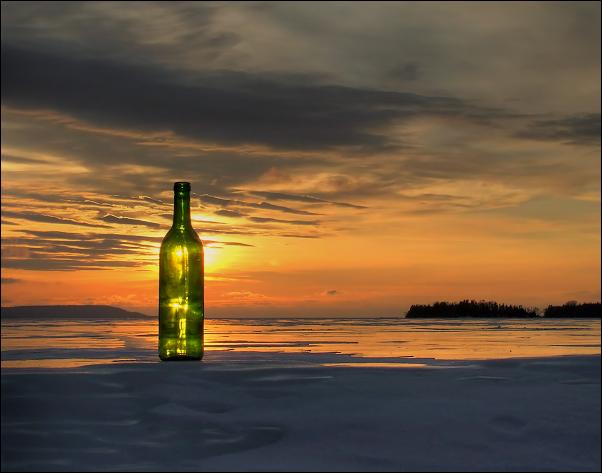Sunrise in a Bottle 3