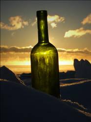 Sunrise in a Bottle by wb-skinner
