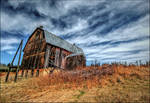 The Barn on the Hill