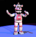 Prototype Funtime Freddy Extras Remake