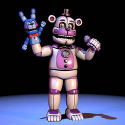 Funtime Freddy Final Model