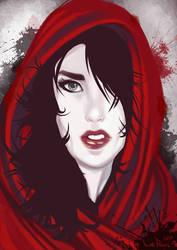 the portrait by iliasPatlis