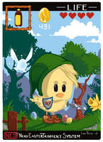 The Easter of Zelda by iliasPatlis