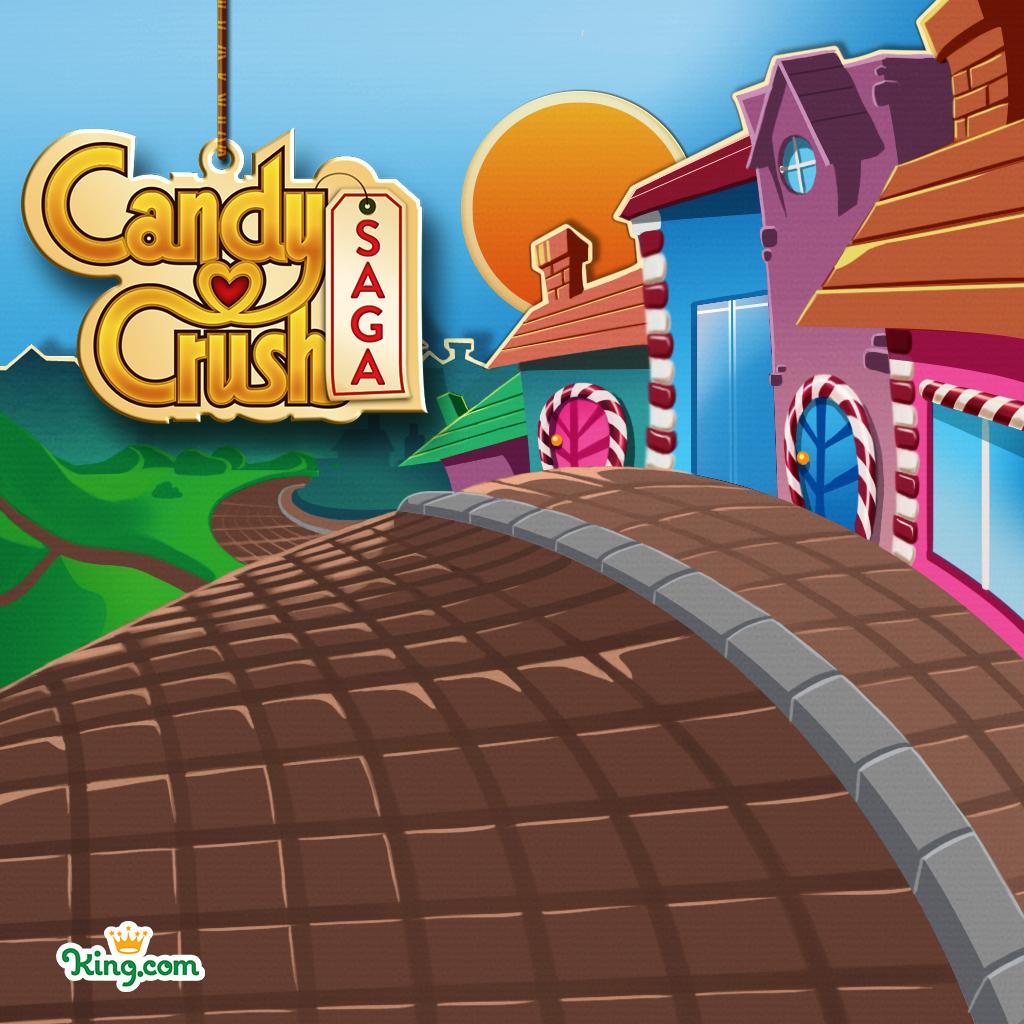 Candy Crush Saga by iliasPatlis