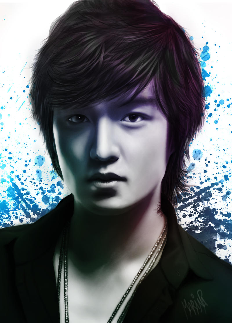Lee Min Ho by darlynmeyer
