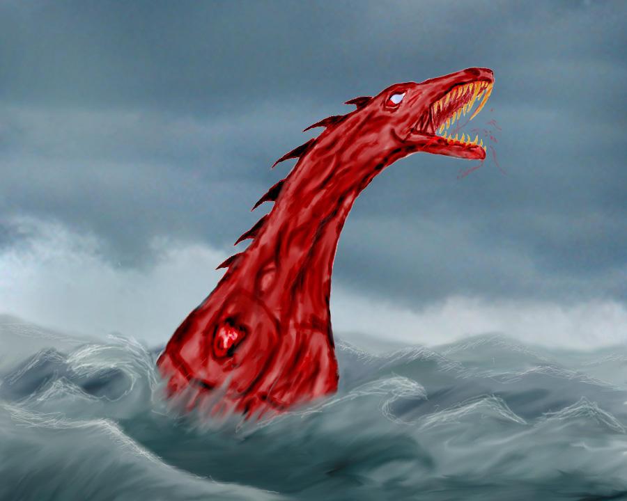 The Behemoth by Gojiboy