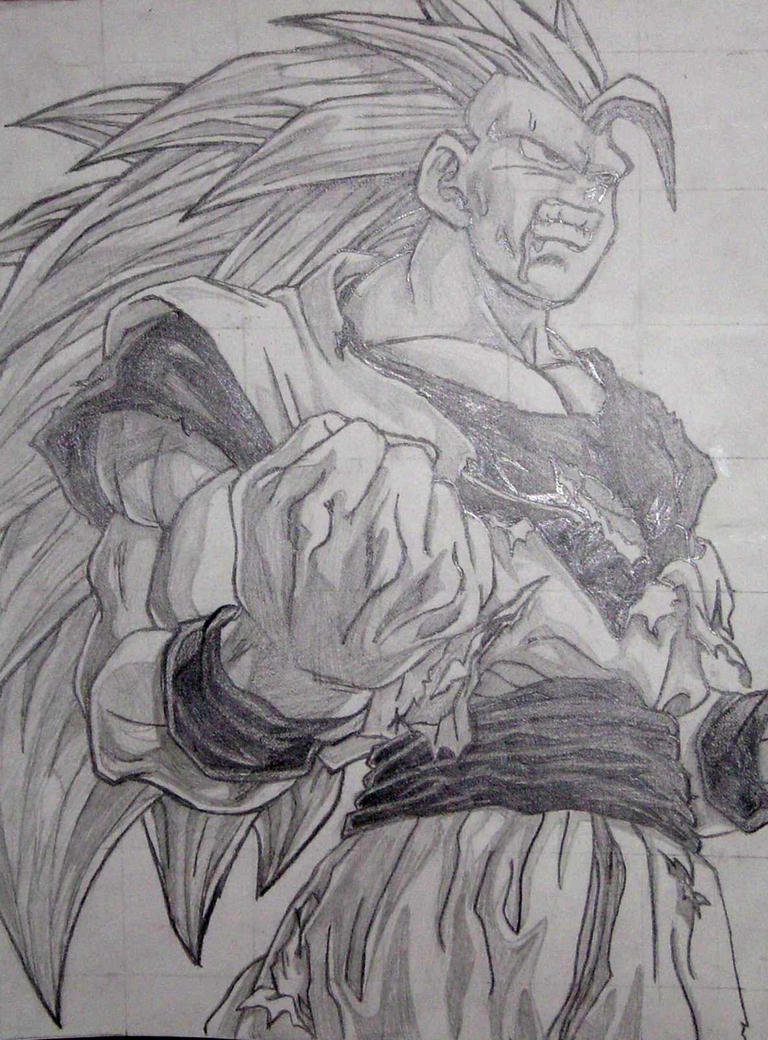 Dragon Ball Z By Tat2chick