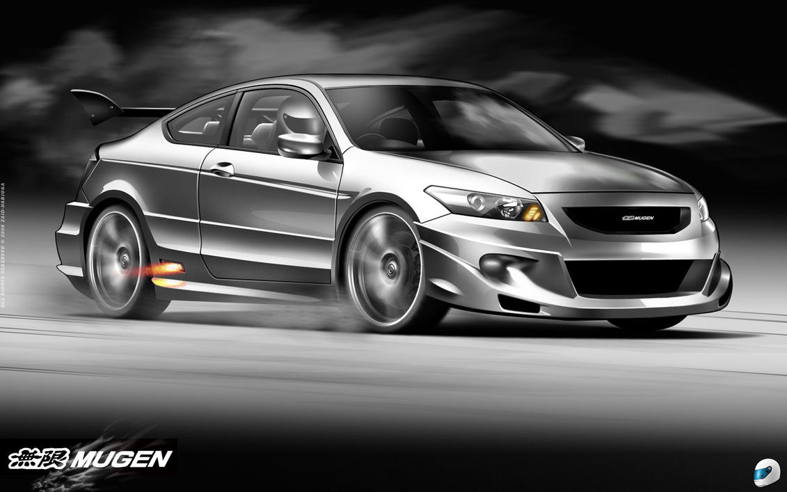 Honda Accord Mugen By Hattr1ck On Deviantart