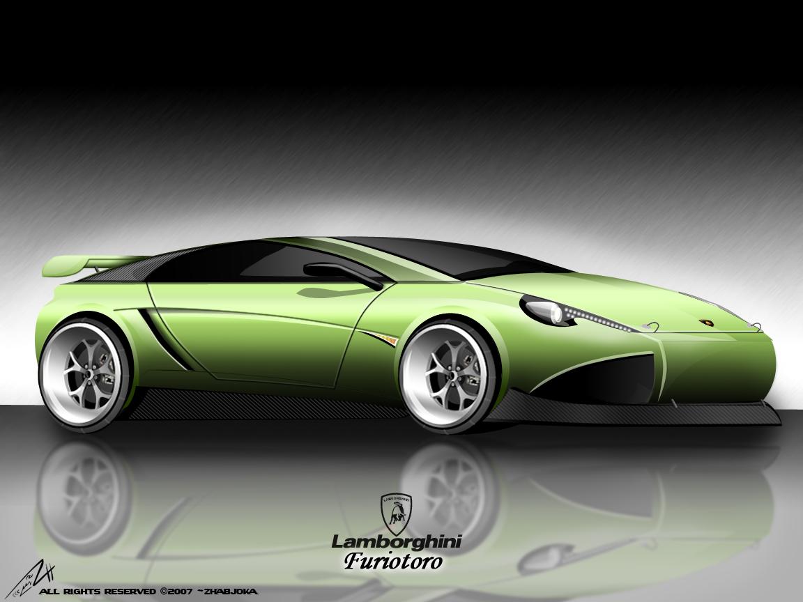 Lamborghini Furiotoro by HATTR1CK